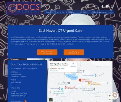 STD Testing at DOCS Urgent Care - East Haven