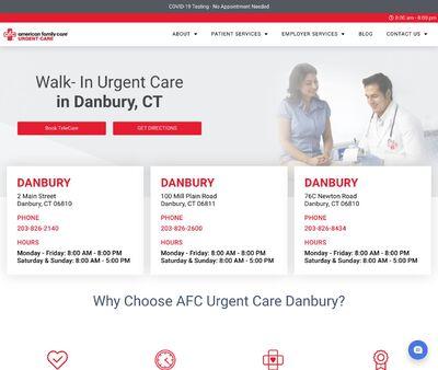 STD Testing at AFC Urgent Care Danbury