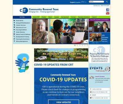 STD Testing at Community Renewal Team
