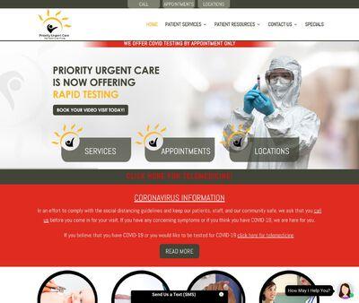 STD Testing at Priority Urgent Care - Unionville, CT