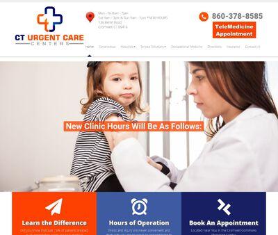 STD Testing at Connecticut Urgent Care Centers