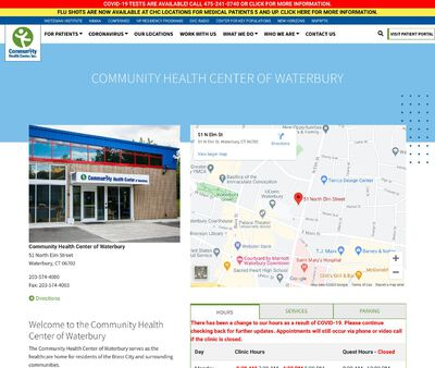 STD Testing at Community Health Center