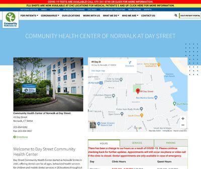 STD Testing at Community Health Center of Norwalk