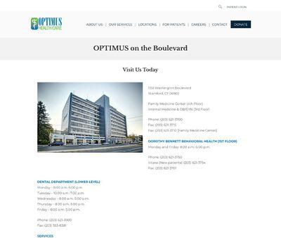 STD Testing at Optimus Health Care (Optimus on the Boulevard)