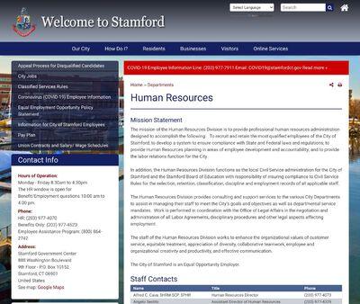 STD Testing at Stamford Health Department (STD Clinic)