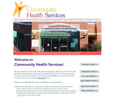 STD Testing at Community Health Services Inco-operated