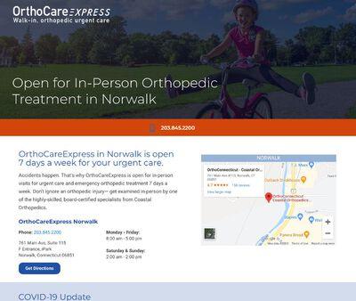 STD Testing at OrthoCareExpress - Urgent Care