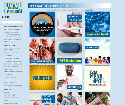 STD Testing at Delaware HIV Consortium