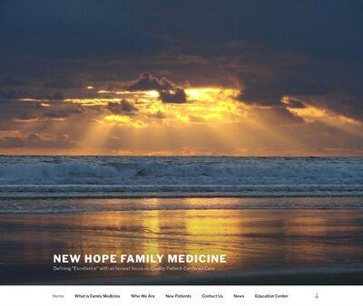STD Testing at New Hope Family Medicine