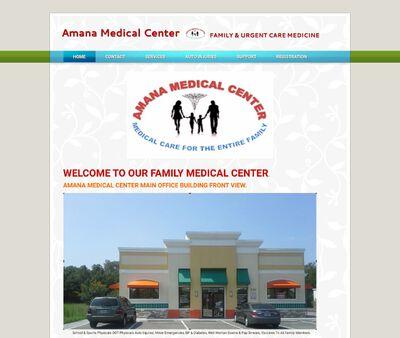 STD Testing at Amana Medical Center