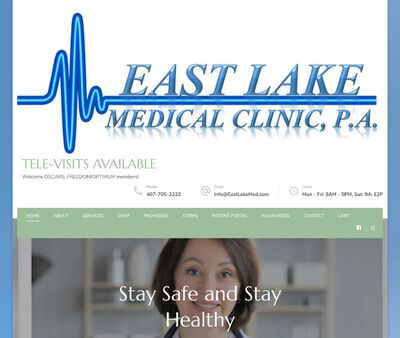 STD Testing at East Lake Medical Clinic