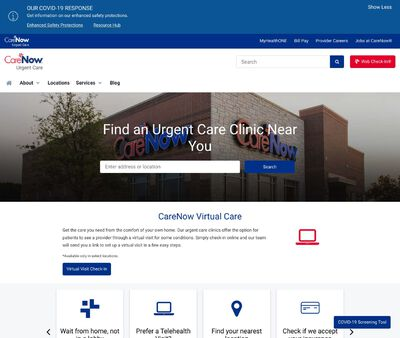STD Testing at Care Now Urgent Care