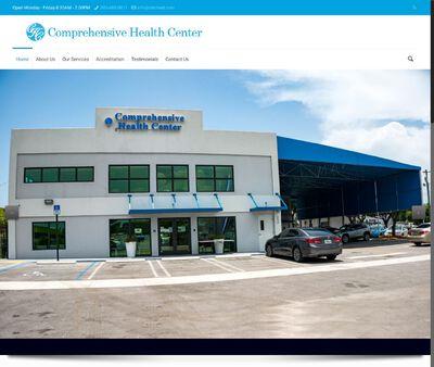 STD Testing at Comprehensive Health Center LLC