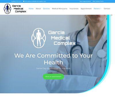 STD Testing at Garcia Medical Complex