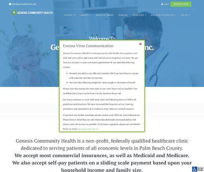 STD Testing at Genesis Community Health,Boynton Beach Medical