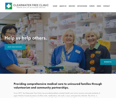 STD Testing at Clearwater Free Clinic