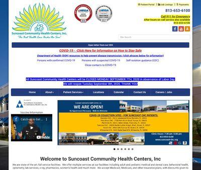 STD Testing at Brandon Community Health Center - Suncoast Community Health Centers