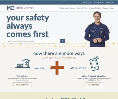 STD Testing at MedExpress Urgent Care