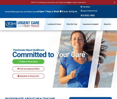 STD Testing at TGH Urgent Care powered by Fast Track