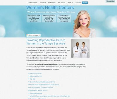 STD Testing at Bread and Roses Woman's Health Center