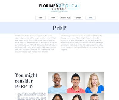 STD Testing at Florimed Medical Center