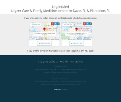 STD Testing at UrgentMed | Urgent Care Davie FL