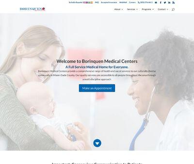 STD Testing at Borinquen Health Care Center
