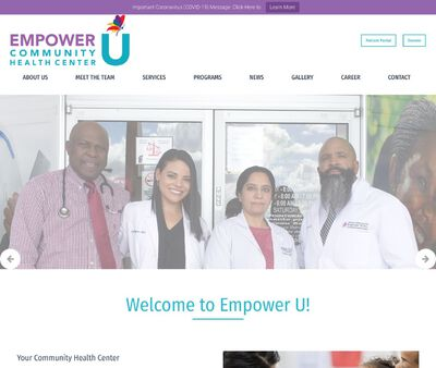 STD Testing at Empower U Incorporated