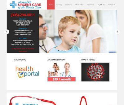 STD Testing at Advanced Urgent Care