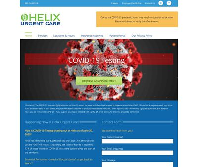 STD Testing at Helix Urgent Care 1