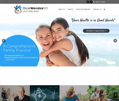 STD Testing at Mendez Oscar MD
