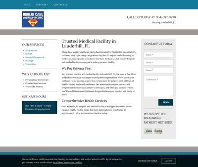 STD Testing at 1 Hour Med - West Broward Urgent Care