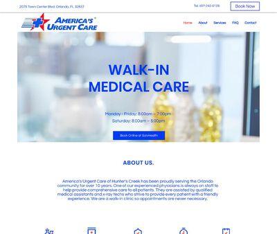 STD Testing at America's Urgent Care