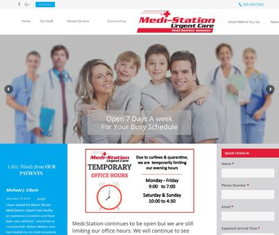 STD Testing at Medi-Station Urgent Care