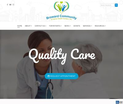 STD Testing at Broward Community and Family Health Centers Incorporated