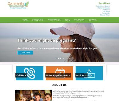 STD Testing at Community Pregnancy Clinics