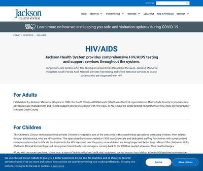 STD Testing at Jefferson Reaves, Sr. Health Center