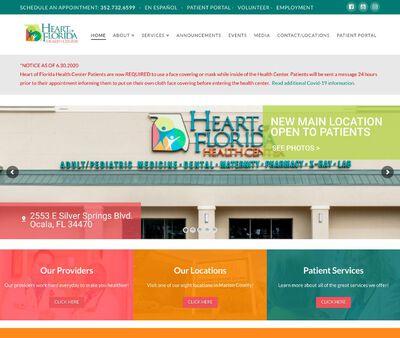 STD Testing at Heart of Florida Health Center