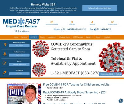 STD Testing at MedFast Urgent Care Centers