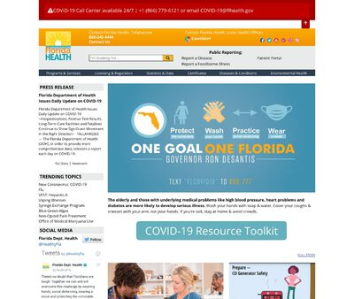 STD Testing at Florida Department of Health in Orange County- Central Health Center