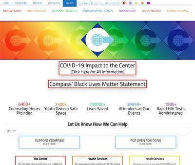 STD Testing at Compass- LGBT Community Center of Palm Beach