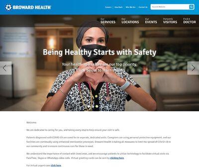 STD Testing at Broward Health (Cora E Braynon Family Health Center)