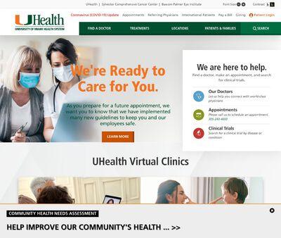 STD Testing at University of Miami Health System