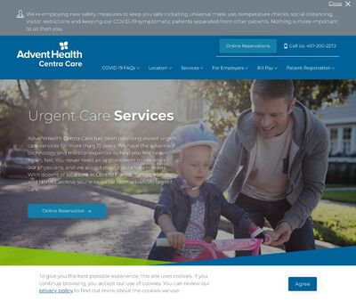 STD Testing at AdventHealth Centra Care Temple Terrace