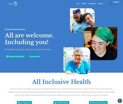 STD Testing at Metro Inclusive Health
