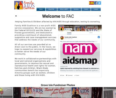 STD Testing at Family Aids Coalition