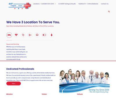 STD Testing at 441 Urgent Care Center