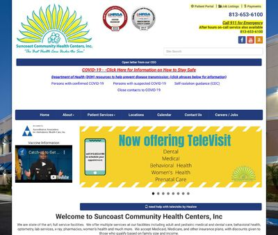 STD Testing at Suncoast Community Health Centers Incorporated Plant City Family Care