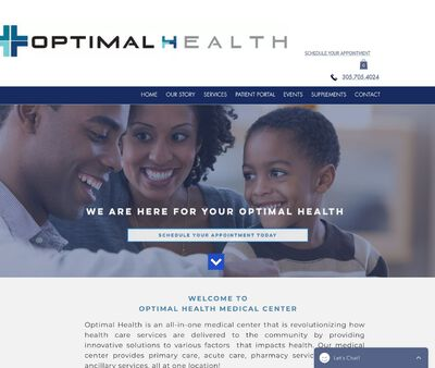 STD Testing at Optimal Health Medical Center