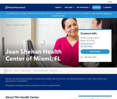 STD Testing at Planned Parenthood - Jean Shehan Health Center